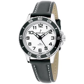 Chronostar Classic sort Quartz Drenge ur, model 8-5883-0-3