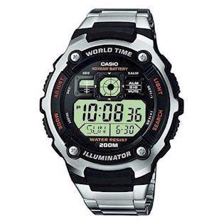AE-2000WD-1AVEF, Casio Collection Herre ur