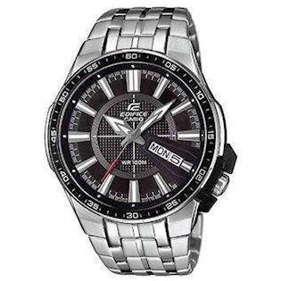 Casio Edifice mat rustfri stål quartz multifunktion (5474) Herre ur, model EFR-106D-1AVUEF