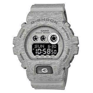 Casio G-Shock beige meleret resin med stål quartz multifunktion (3420) Herre ur, model GD-X6900HT-8ER