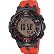 PRW-3000-4ER Casio ProTrek Triple Sensor med Solar power*