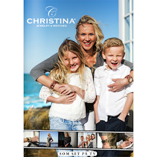 Christina Jewellery & Watches nyeste 2016 katalog - GRATIS SENDT