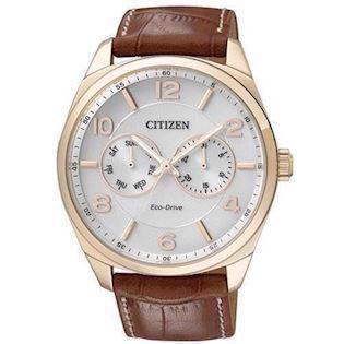 Citizen  blank forgyldt stål quartz med Eco-Drive Herre ur, model AO9024-16A