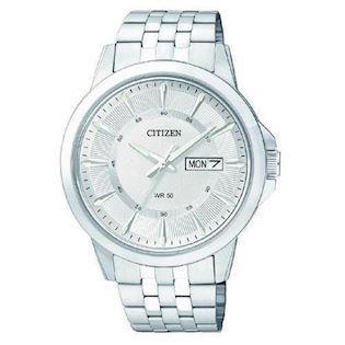 Citizen  blank stål quartz Herre ur, model BF2011-51A