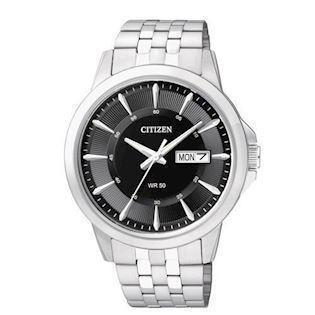 Citizen  blank stål quartz Herre ur, model BF2011-51E