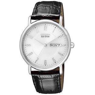 Citizen  mat rustfri stål quartz med Eco-Drive Herre ur, model BM8241-01BE