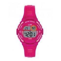 Club Time Best friends Pink Quartz Pige ur, model A47107R2E