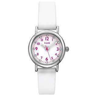 Club Time Best friends sølv Quartz Pige ur, model A56525S0A