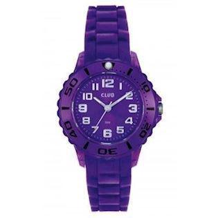 Club Time Have a nice day Lilla Quartz Pige ur, model A65163PU10A