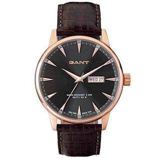 Gant Covingston forgyldt rustfri stål Quartz Herre ur, model W10705