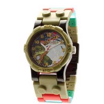 07cdb16b7f4 LEGO Crawley Links Fra Legends Of Chima børne armbånds ur (9000409)
