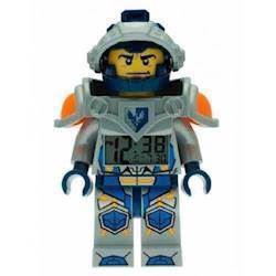 LEGO Alarm Clock Nexo Knights Clay