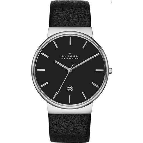 Skagen Ancher rustfri stål Quartz Herre ur, model SKW6104