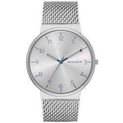 Skagen Ancher rustfri stål Quartz Herre ur, model SKW6163