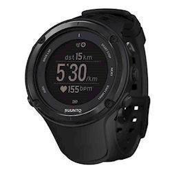 Suunto Ambit2 Sort plast med stål krans quartz multifunktion Herre ur, model SS019561000