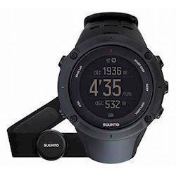 Suunto Ambit3 Sort plast med stål krans quartz multifunktion Unisex ur, model SS020674000