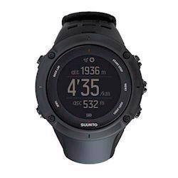 Suunto Ambit3 Peak Sort plast med stål krans quartz multifunktion Herre ur, model SS020677000