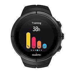 Suunto Spartan Ultra Sort titanium quartz multifunktion Herre ur, model SS022655000