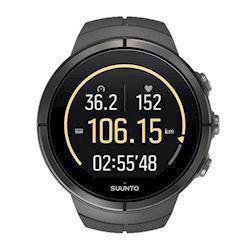 Suunto Spartan Ultra Sort titanium quartz multifunktion Herre ur, model SS022657000
