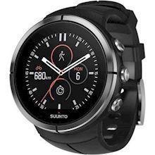 Suunto Spartan Ultra Sort titanium quartz multifunktion Herre ur, model SS022659000