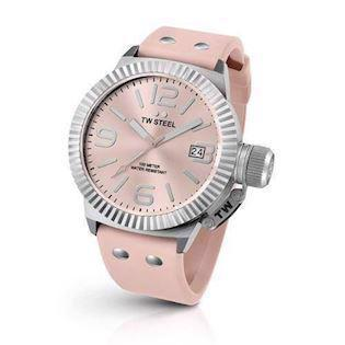TW Steel 45 mm metal pink Quartz Dame ur, model TW540