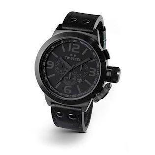 TW 821 TW Steel Cool Black Chronograph