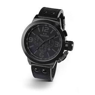 TW 843 TW Steel Canteen Cool Black Chronograph