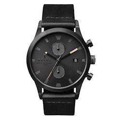 Triwa Sort of Black Chrono, ALCST105CL010113