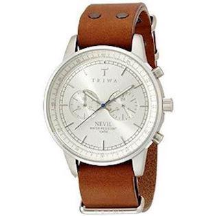 Triwa  Stirling Nevil Brown Nato  herreur med chrongraph, ANEST101NA010212
