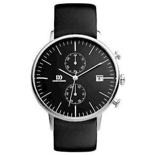 Danish Design  Sølv Quartz med chronograph Herre ur, model IQ13Q975