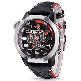 R3271602125, Sector Limited Oversize bike Chronograph*
