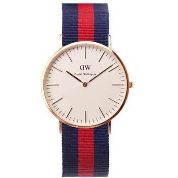 Daniel Wellington Oxford rosa forgyldt herre ur, 0101DW