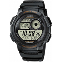 AE-1000W-1AVEF, Casio Collection sort Herre ur