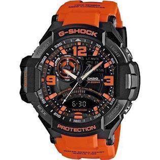 Casio G-Shock analog og digitalt  Herreur, GA-1000-4AER