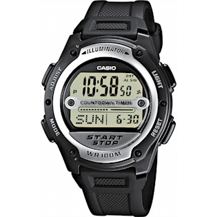 W-756-1AVES, Casio Collection sort Herre ur