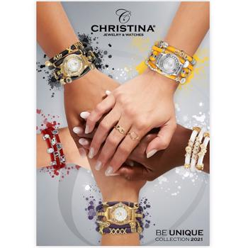 Christina Jewellery & Watches nyeste 2019-20 katalog - GRATIS SENDT