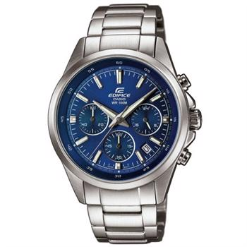 Casio Edifice Rustfri stål Batteridrevet quartz Herre ur, model EFR527D 2AVUEF