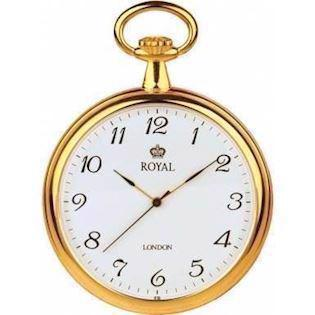 90014-02 Royal London Lommeur, guld