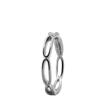af713f1cc1d Urskiven.dk har dit smart ring med aflange åbninger fra Christina Watches