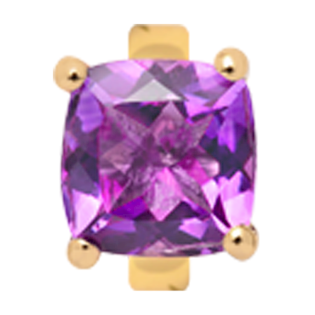 650-G10Amethystp , Christina Design London rings