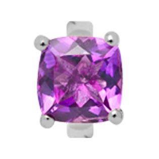 650-S10Amethystp , Christina Design London rings