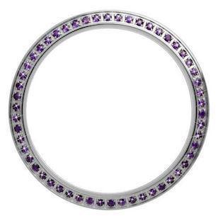 Christina Design London Collect Top Ring med 54 Amethyster