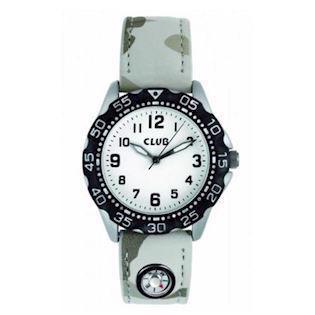 Club Time kompas Chrom Quartz dreng ur, model A56533S0A