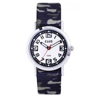 Club Time army Chrom Quartz dreng ur, model A65184S0A