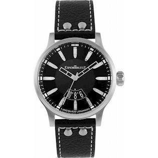 E-222 Jacques Lemans The Expendables 2, 49 mm ur med stor dato