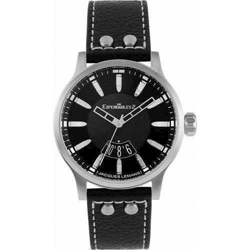 E-223 Jacques Lemans The Expendables 2 40 mm ur med stor dato