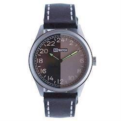 No Watch 24 timers ur med sort urrem, CM1-2413