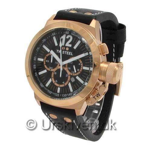CE1023 TW Steel Canteen CEO<br>45 mm med chronograph