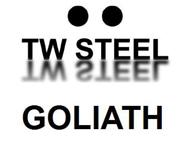 Ægte TW Steel Remme til Goliath modellerne finder du hos Urskiven.dk