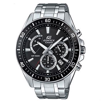 Casio Edifice Rustfri stål Quartz Herre ur, model EFR-552D-1AVUEF